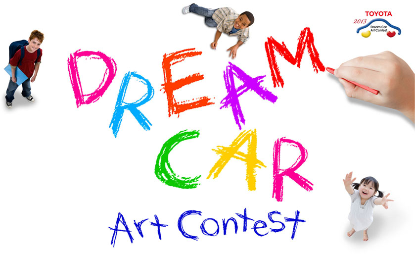 Worldwide Kids Drawing Contest