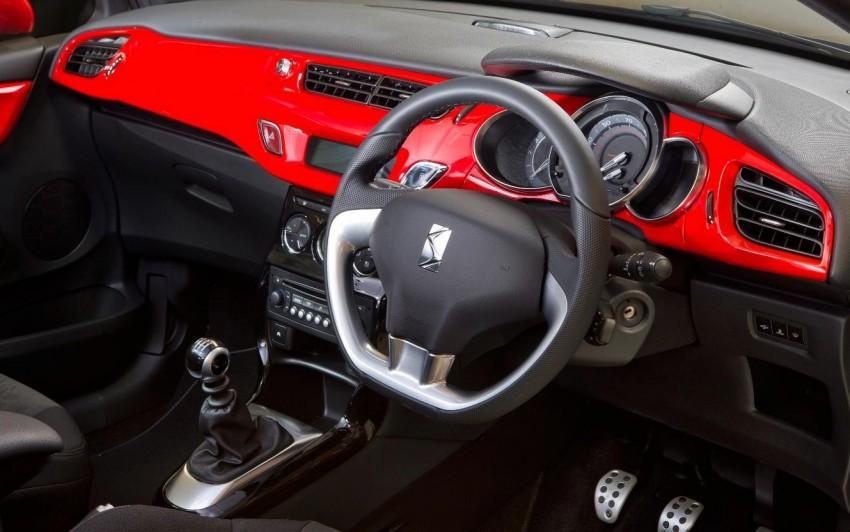 Citroën DS3 Red – adding a dash of colour Image #148143