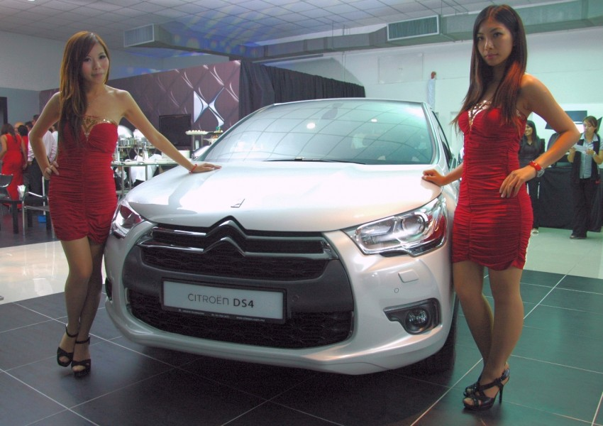 Citroën C4 launched, RM126k – DS4 coming Feb 2012 Image #80797