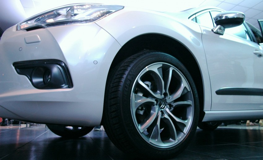 Citroën C4 launched, RM126k – DS4 coming Feb 2012 Image #80774