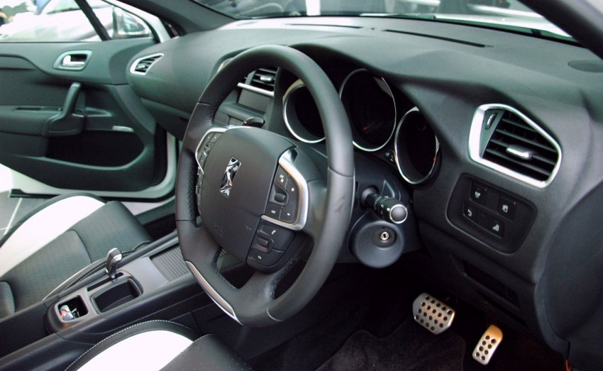 Citroën C4 launched, RM126k – DS4 coming Feb 2012 Image #80775