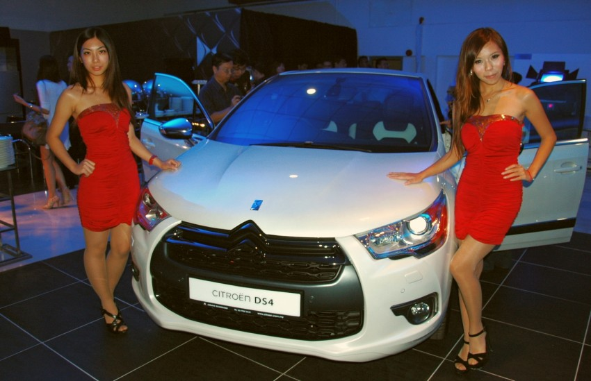 Citroën C4 launched, RM126k – DS4 coming Feb 2012 Image #80780