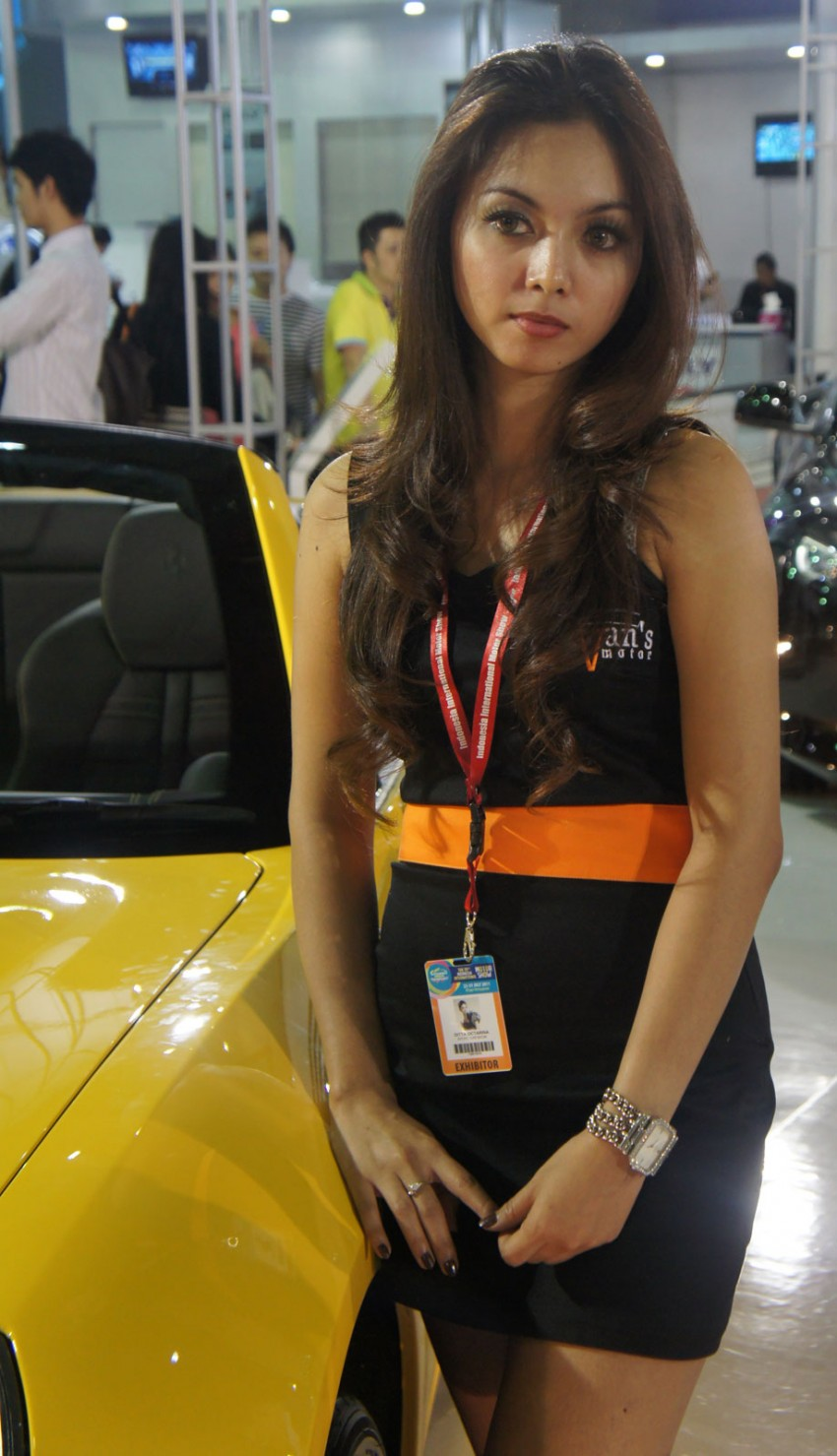 The ladies of IIMS – 100 pics for you to feast your eyes on! Image #65863