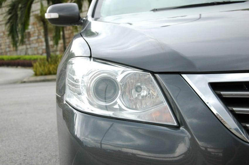 The Japanese D-segment trinity shootout: Honda Accord vs Nissan Teana vs Toyota Camry Image #154023