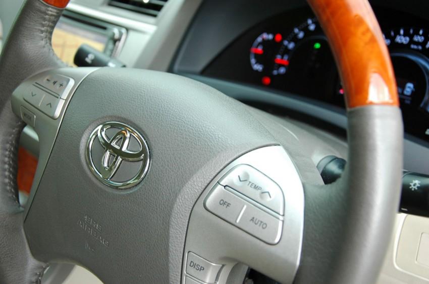 The Japanese D-segment trinity shootout: Honda Accord vs Nissan Teana vs Toyota Camry Image #154025