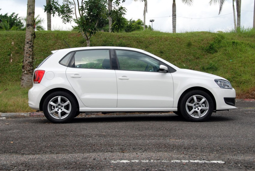 Volkswagen Polo 1.2 TSI – our first impressions Image #66085