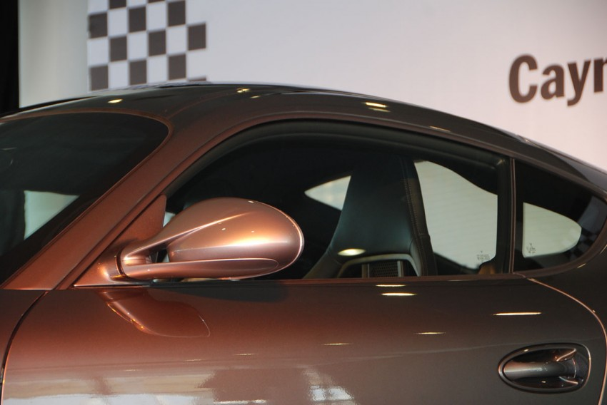 Porsche Cayman R launched: 10 hp more, 55 kg less, RM630k – our brief impressions from the track Image #66361