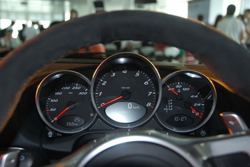 Porsche Cayman R launched: 10 hp more, 55 kg less, RM630k – our brief impressions from the track Image #66367