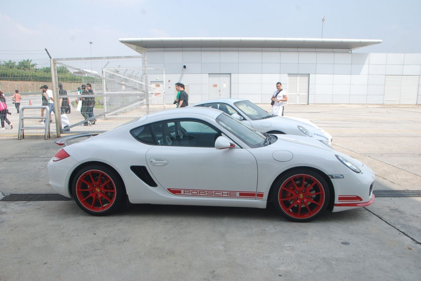 Porsche Cayman R launched: 10 hp more, 55 kg less, RM630k – our brief impressions from the track Image #66374