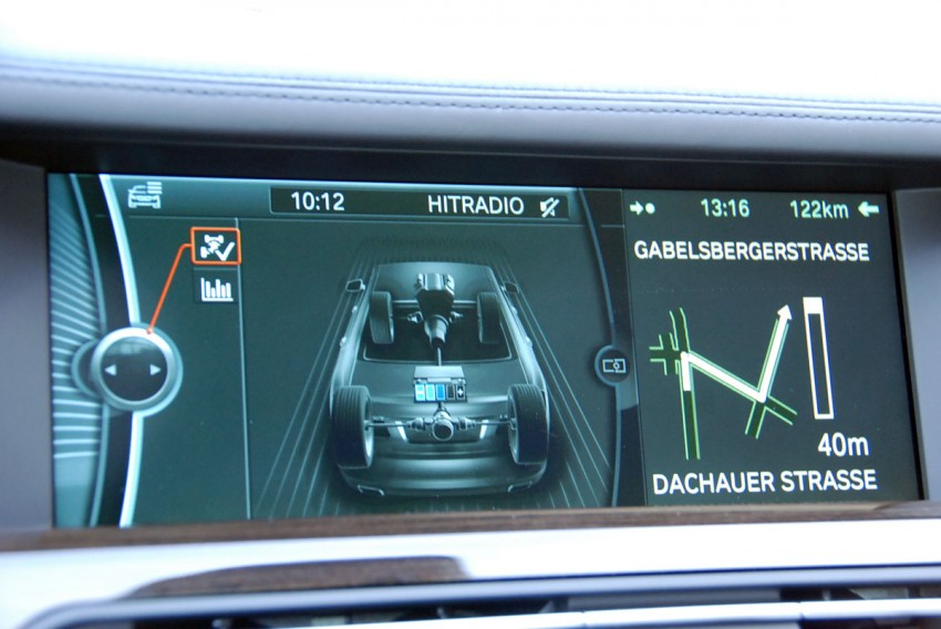 Hybrid powerhouse: BMW ActiveHybrid 7 driven in Munich Image #66296