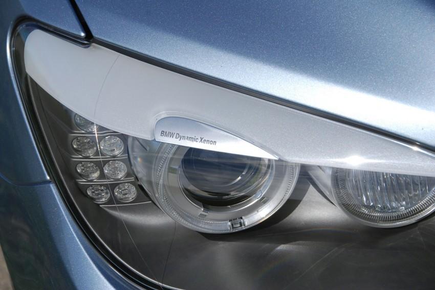 Hybrid powerhouse: BMW ActiveHybrid 7 driven in Munich Image #66299