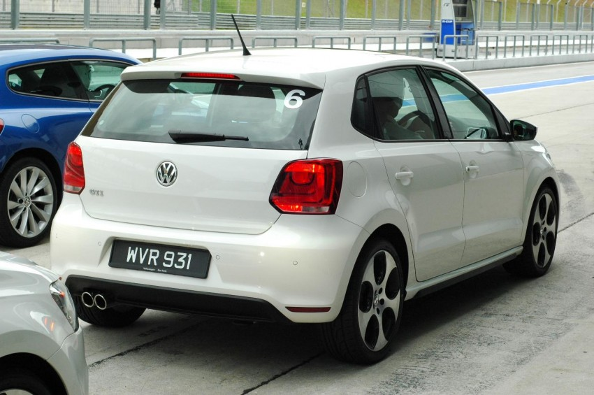 Volkswagen Polo GTI launched in Sepang – Mk5 looks set to win lots of new friends Image #65707
