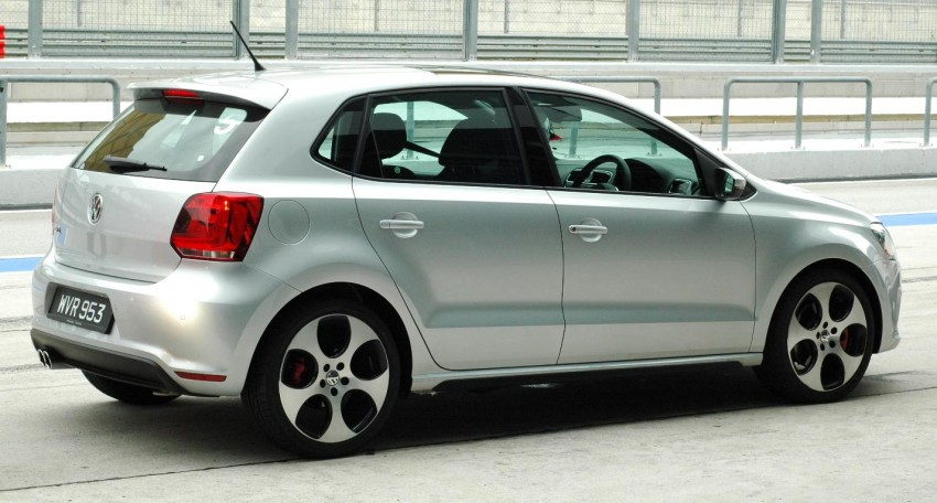 Volkswagen Polo GTI launched in Sepang – Mk5 looks set to win lots of new friends Image #65709