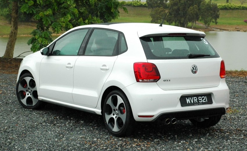 Volkswagen Polo GTI launched in Sepang – Mk5 looks set to win lots of new friends Image #65715