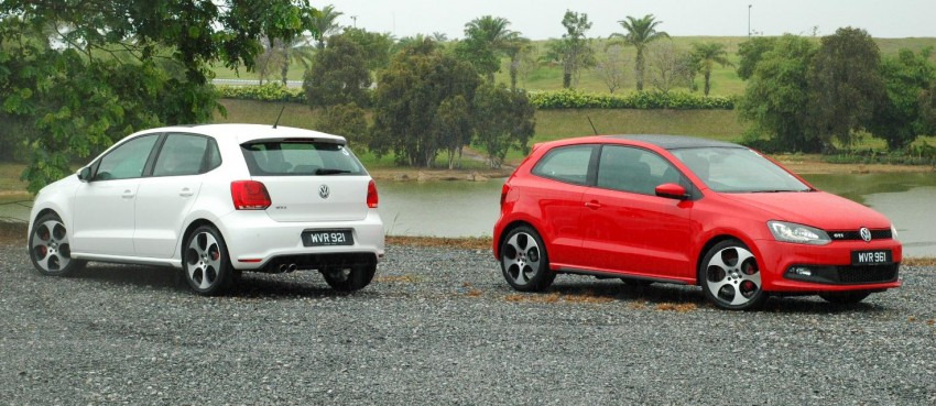 Volkswagen Polo GTI launched in Sepang – Mk5 looks set to win lots of new friends Image #65716