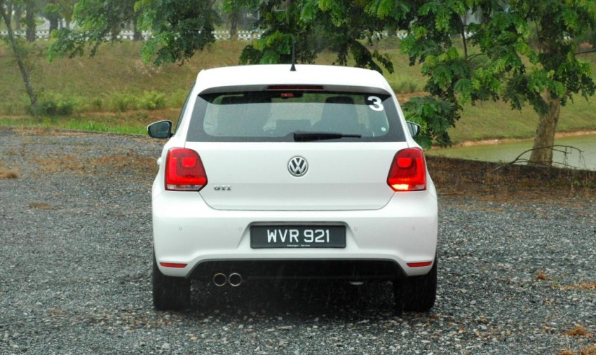 Volkswagen Polo GTI launched in Sepang – Mk5 looks set to win lots of new friends Image #65718