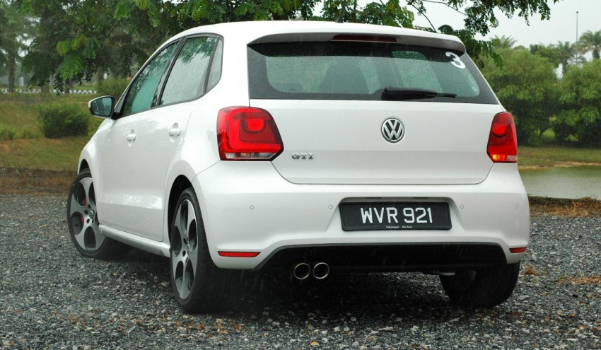 Volkswagen Polo GTI launched in Sepang – Mk5 looks set to win lots of new friends Image #65719