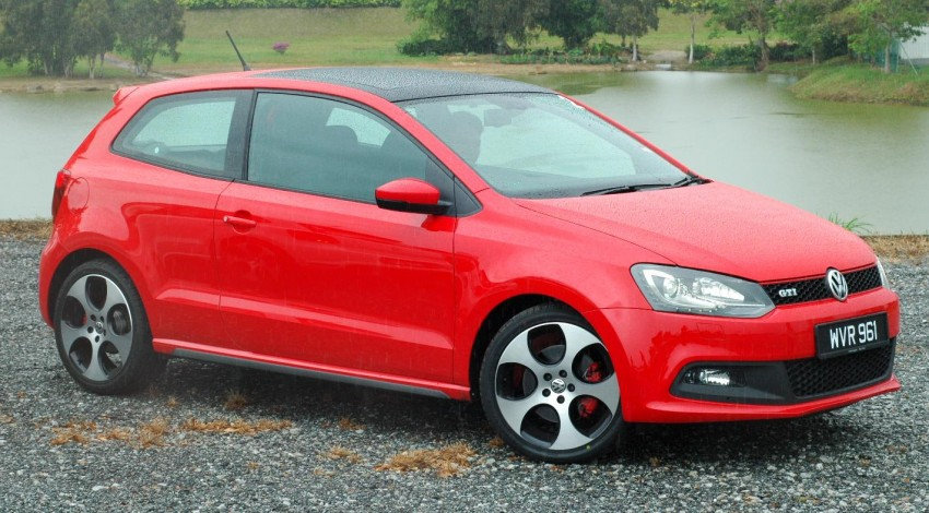 Volkswagen Polo GTI launched in Sepang – Mk5 looks set to win lots of new friends Image #65720