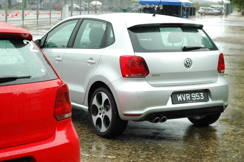 Volkswagen Polo GTI launched in Sepang – Mk5 looks set to win lots of new friends Image #65732