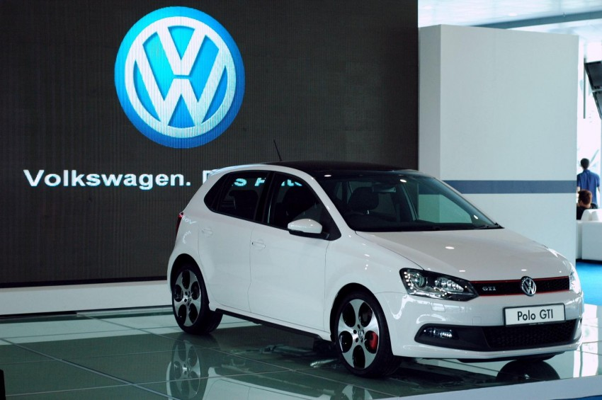 Volkswagen Polo GTI launched in Sepang – Mk5 looks set to win lots of new friends Image #65734