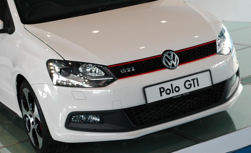 Volkswagen Polo GTI launched in Sepang – Mk5 looks set to win lots of new friends Image #65739