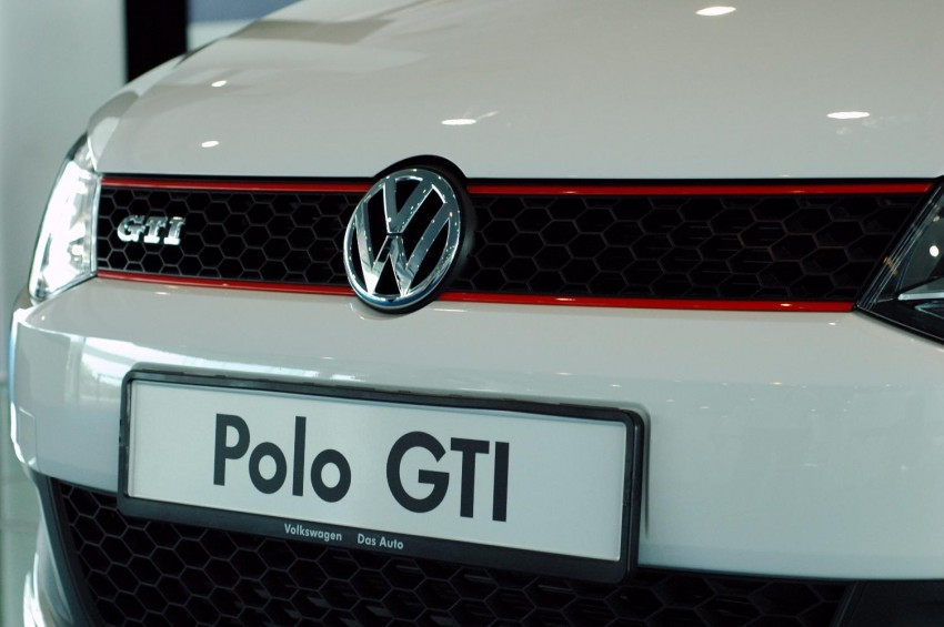 Volkswagen Polo GTI launched in Sepang – Mk5 looks set to win lots of new friends Image #65745
