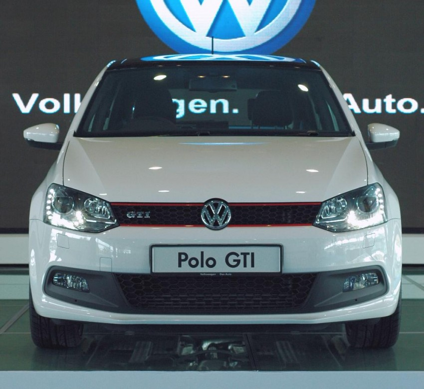 Volkswagen Polo GTI launched in Sepang – Mk5 looks set to win lots of new friends Image #65747