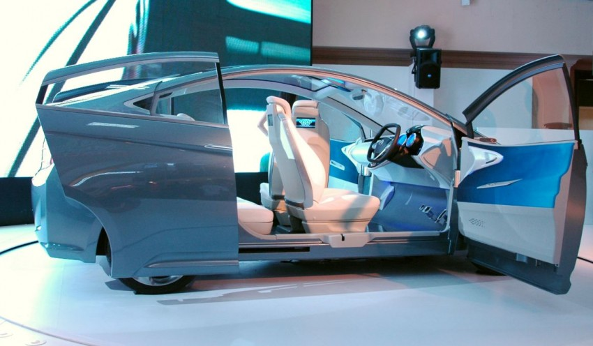 Perodua Bezza concept – a peek into the P2 future? Image #86561