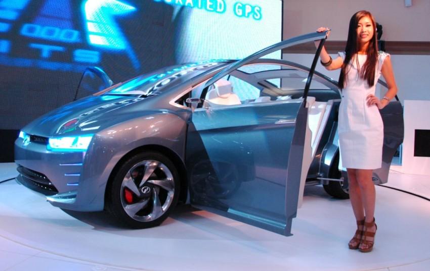 Perodua Bezza concept – a peek into the P2 future? Image #86562