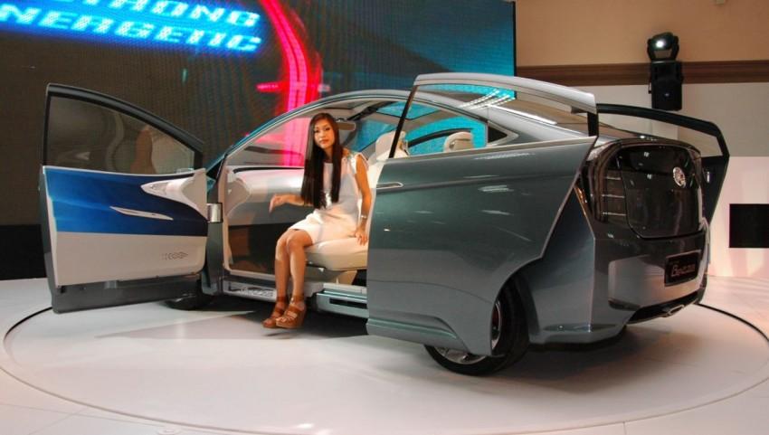 Perodua Bezza concept – a peek into the P2 future? Image #86564
