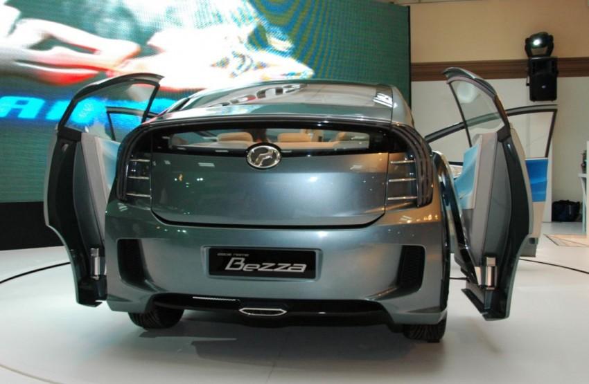 Perodua Bezza concept – a peek into the P2 future? Image #86565