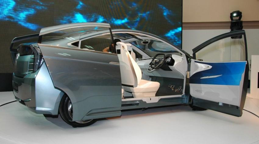 Perodua Bezza concept – a peek into the P2 future? Image #86566