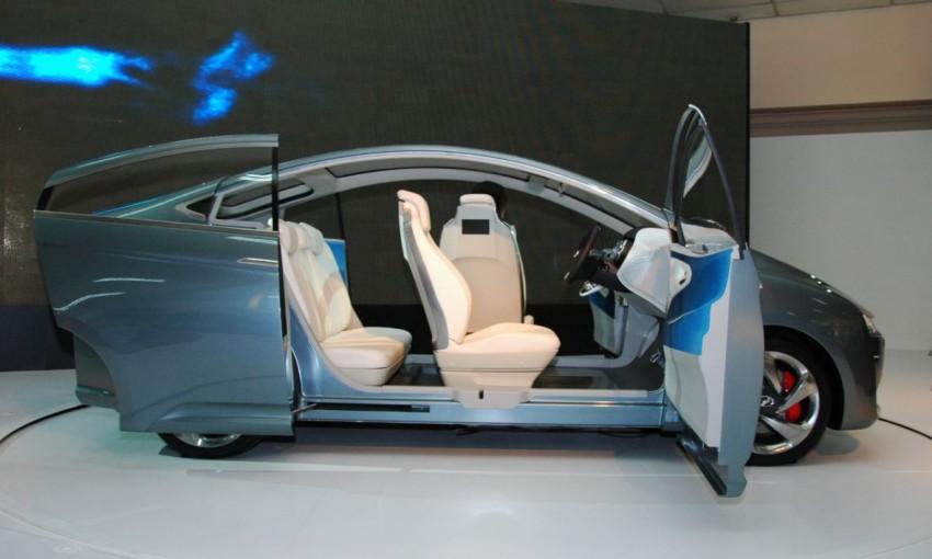 Perodua Bezza concept – a peek into the P2 future? Image #86567