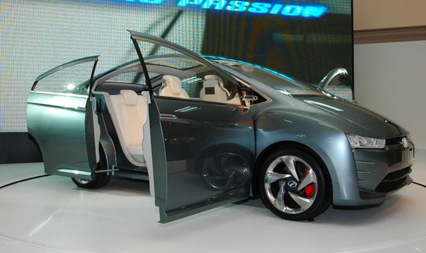 Perodua Bezza concept – a peek into the P2 future? Image #86568