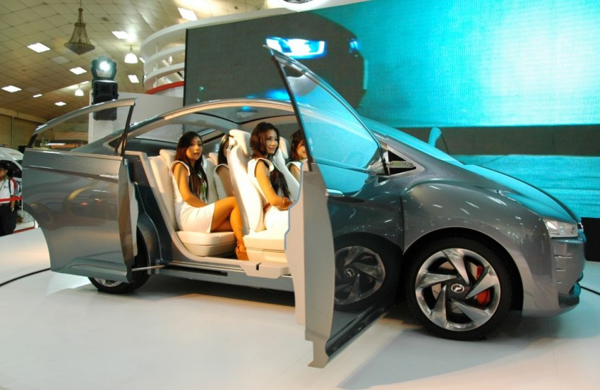 Perodua Bezza concept – a peek into the P2 future? Image #86571