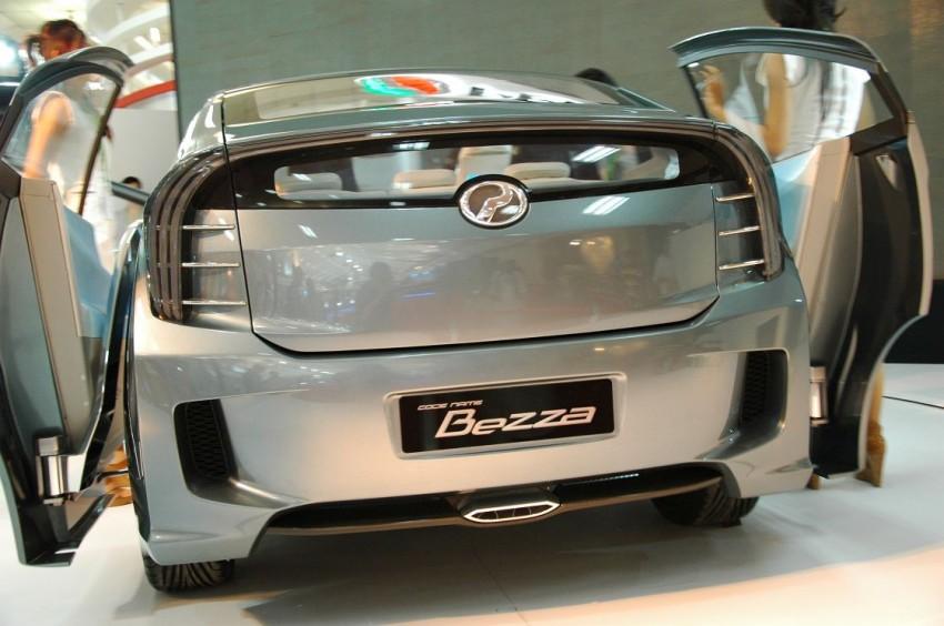 Perodua Bezza concept – a peek into the P2 future? Image #86573