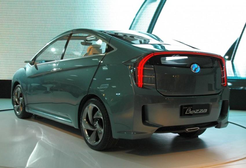Perodua Bezza concept – a peek into the P2 future? Image #86575