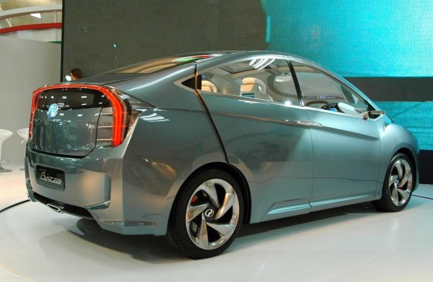 Perodua Bezza concept – a peek into the P2 future? Image #86576
