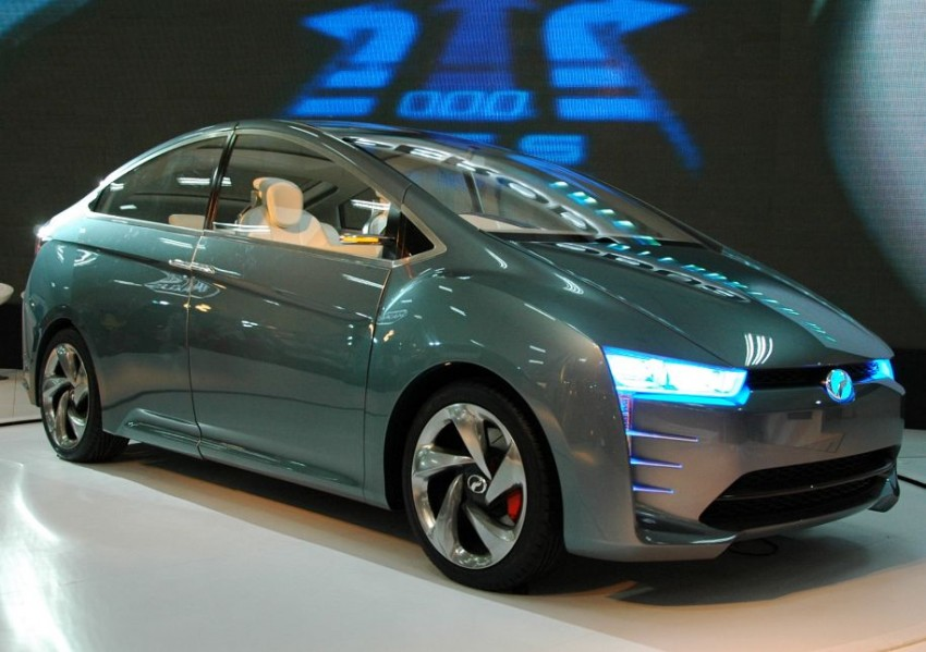 Perodua Bezza concept – a peek into the P2 future? Image #86577