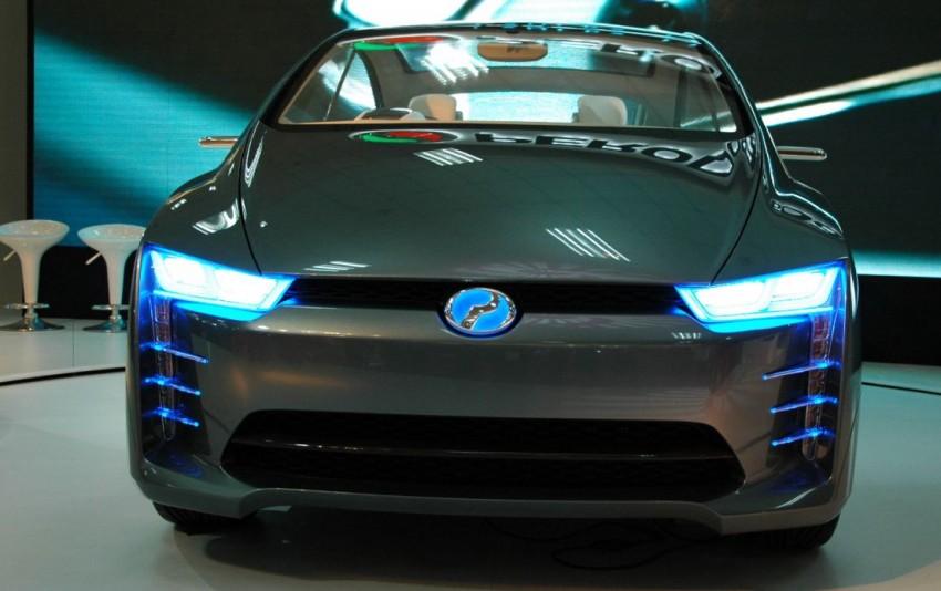 Perodua Bezza concept – a peek into the P2 future? Image #86578