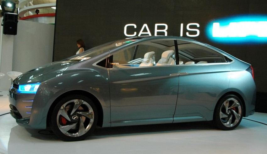 Perodua Bezza concept – a peek into the P2 future? Image #86579