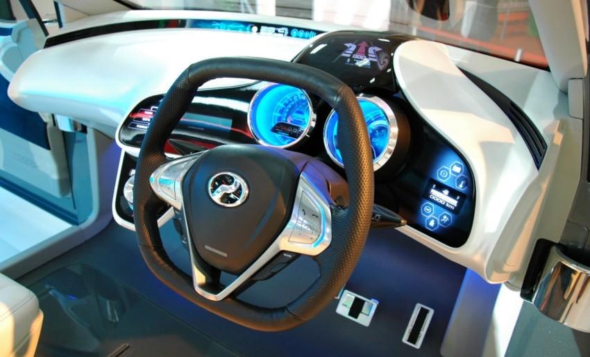Perodua Bezza concept – a peek into the P2 future? Image #86581