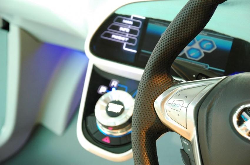 Perodua Bezza concept – a peek into the P2 future? Image #86584