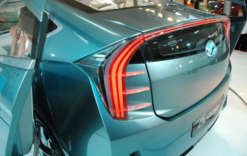Perodua Bezza concept – a peek into the P2 future? Image #86588