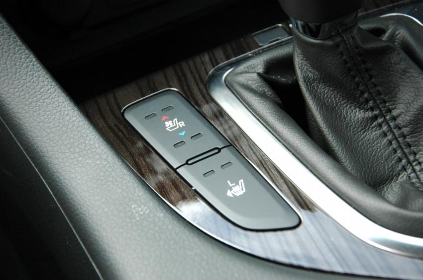 DRIVEN: Kia Optima 2.4 GDI sampled in Melbourne Image #66563