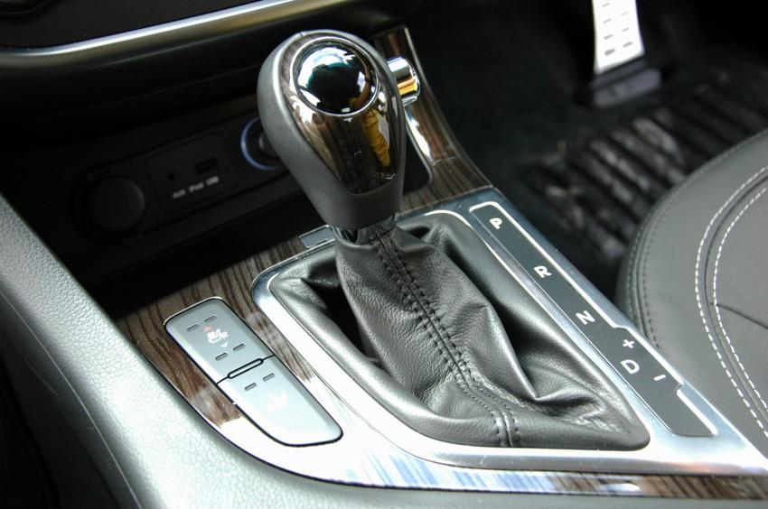 DRIVEN: Kia Optima 2.4 GDI sampled in Melbourne Image #66564