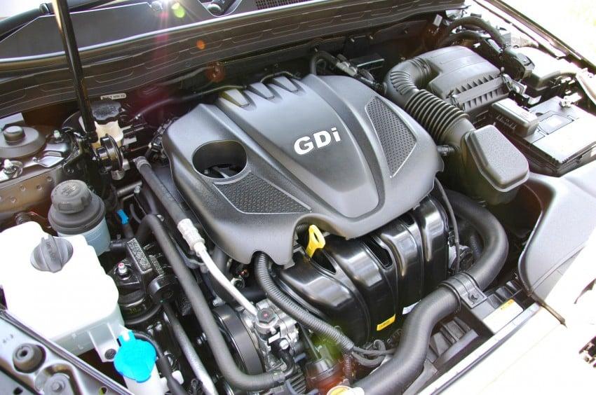 DRIVEN: Kia Optima 2.4 GDI sampled in Melbourne Image #66574