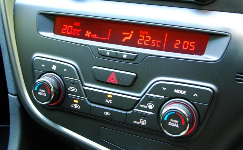 DRIVEN: Kia Optima 2.4 GDI sampled in Melbourne Image #66581