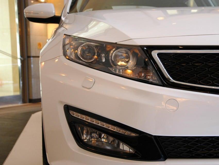 Kia Optima 2.4 GDI Test Drive Report from Australia Image #66590