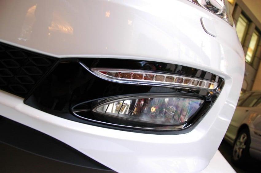 DRIVEN: Kia Optima 2.4 GDI sampled in Melbourne Image #66595